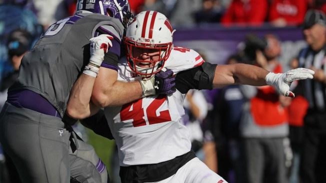 Scouting the NFL Draft: Wisconsin EDGE T.J. Watt