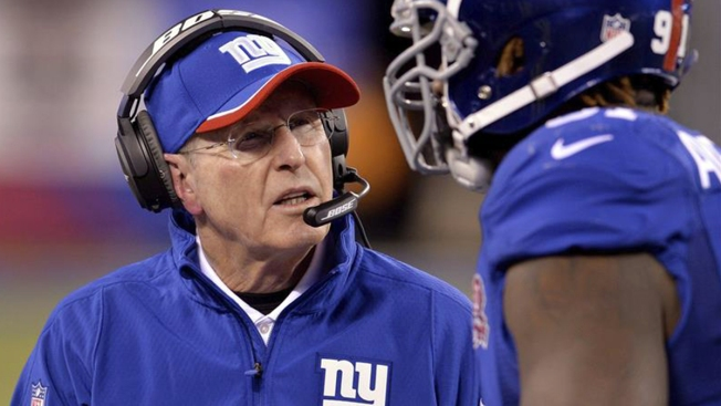 "Coughlin on Departure from Giants: ""Former is Not a Good Word"""