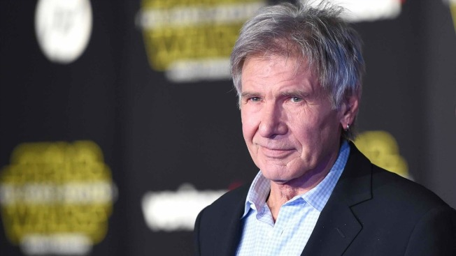 Harrison Ford Comes to the Rescue After Car Accident