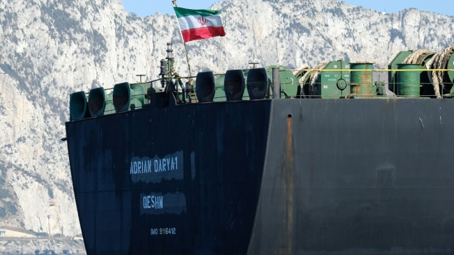 Iran Says Oil Aboard Tanker Pursued by US Sold; Buyer Unnamed