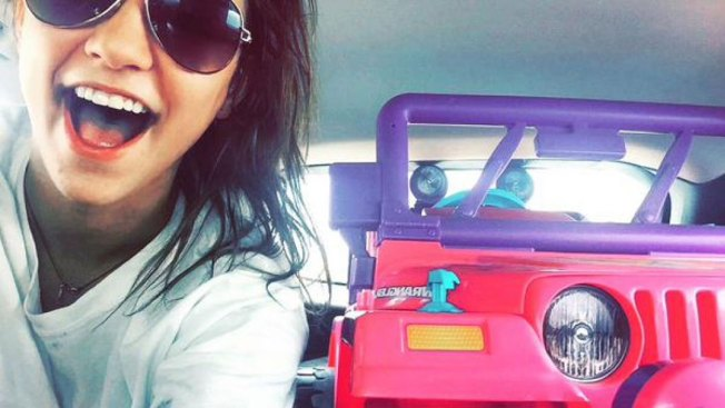 Texas State Student Drives Barbie Jeep After DWI Arrest