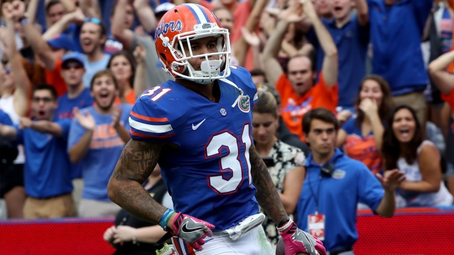 Scouting the NFL Draft: Florida CB Teez Tabor