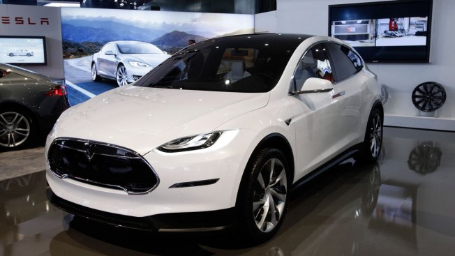 Consumer Reports Questions Quality Of Tesla S Model X Suv Nbc 5