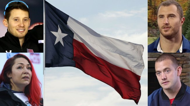 Texas Connects Us to the 2018 Olympic Winter Games