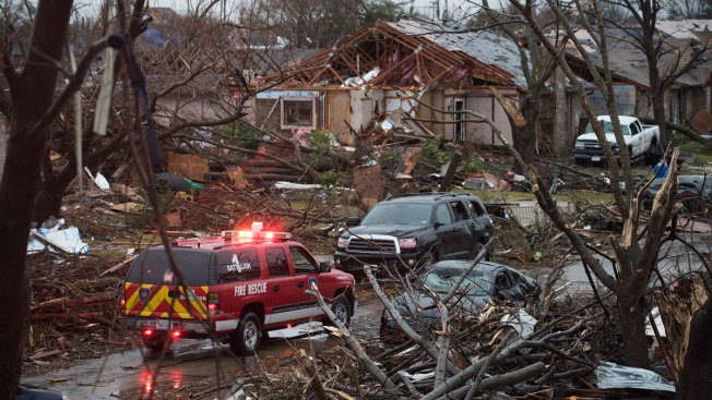 Obama Declares 25 Texas Counties Federal Disaster Areas