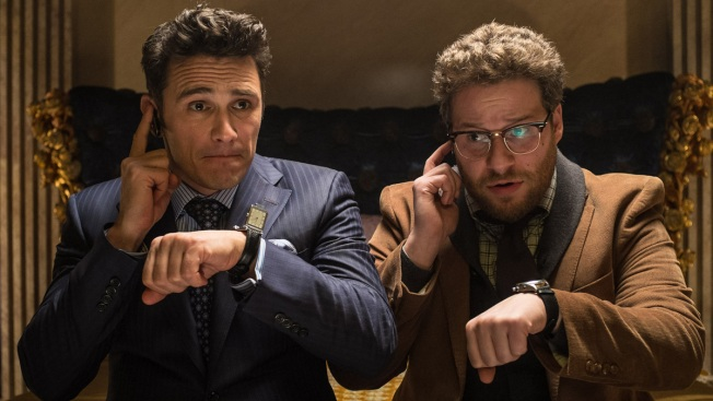 "Sony Confirms Limited Release of ""The Interview"""