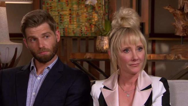 Anne Heche Gets Emotional Talking About New Show The Brave