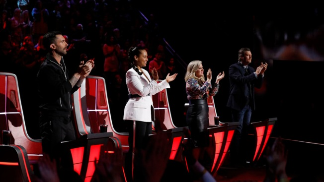 The Voice Auditions Saturday in Arlington