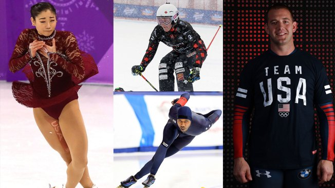 5 to Watch Thursday: Figure Skating Finale, Daring Ski Cross and Shani's Speedskate