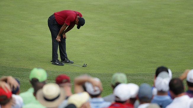 Tiger's Charge Falls Short, Koepka Wins PGA Championship