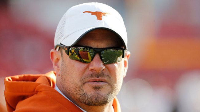 Herman Shakes Up Texas Staff After Disappointing 7-5 Season