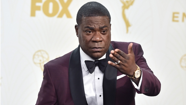 Tracy Morgan Returns to Stand-Up Comedy