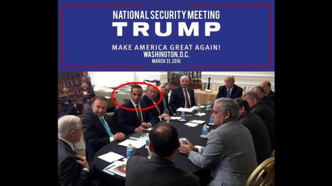 Papadopoulos: Trump 'Nodded' at Suggestion of Putin Meeting