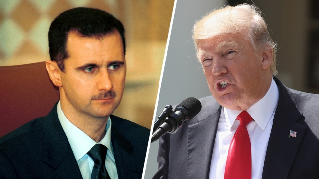 White House Warns Syria Against Chemical Attack 'Preparations'