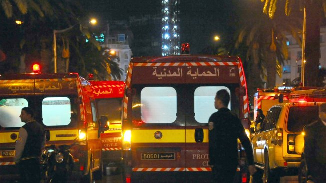 Explosion Hits Bus Carrying Presidential Guards in Tunis