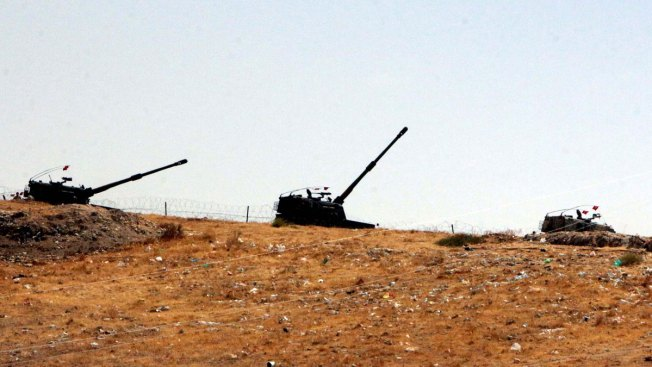 Turkey Makes First Major Foray Into Syria With Assault on ISIS