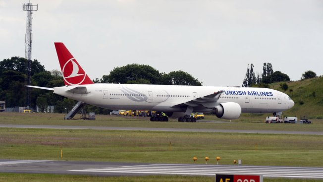 Plane Headed From U.S. to Turkey Diverted Due to Bomb Scare