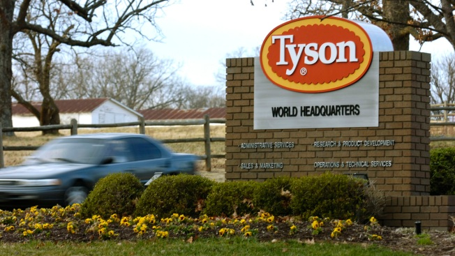 USDA: Tyson Foods Inc. Recalls Frozen Chicken Products