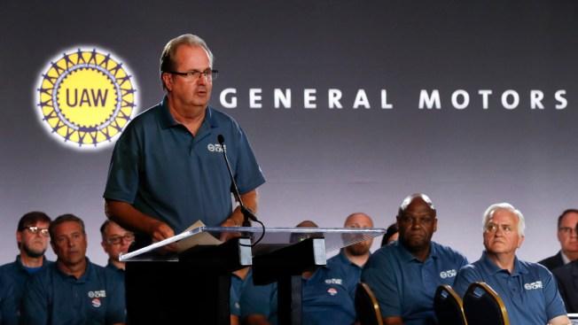 UAW President Gary Jones Taking Leave Amid Corruption Probe