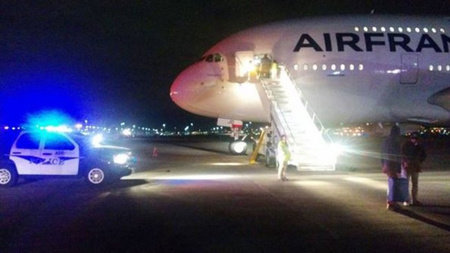 Bomb Threats Made on Two Air France Flights to Paris From DC, LAX