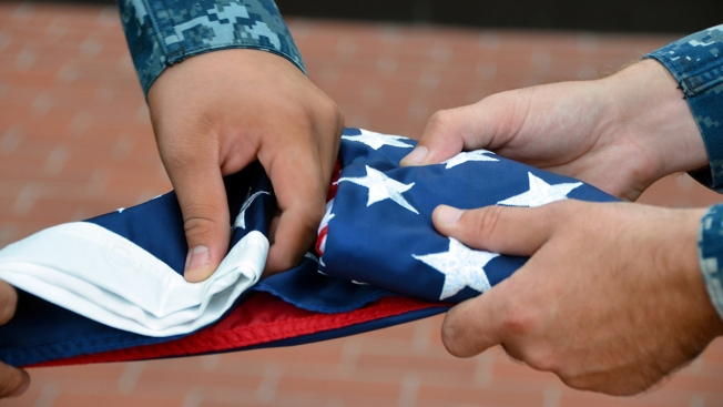 92-Year-Old WWII Veteran Attacked Trying to Defend US Flag