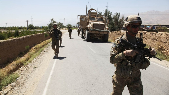 US Sorry for 'Highly Offensive' Leaflets Dropped in Afghanistan