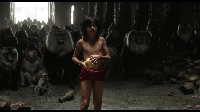 Gary Cogill Reviews 'The Jungle Book'