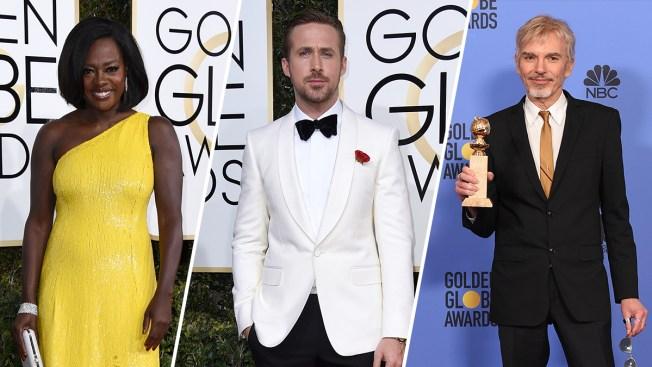 Golden Globes Winners List: 'Moonlight' 'La La Land' Take Top Awards