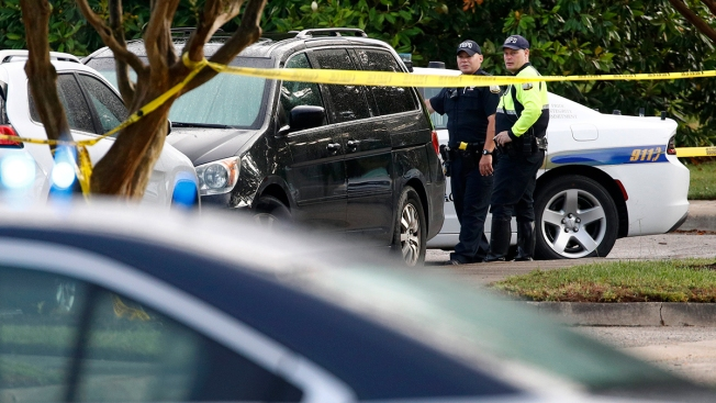 Police Thwarted by Electronic Doors During Virginia Shooting