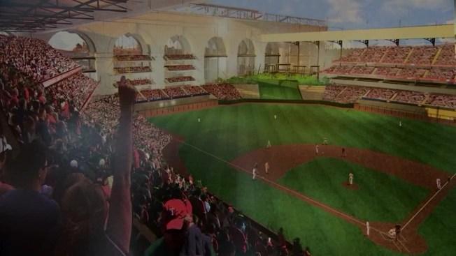 Texas Rangers Announce Name Of New Ballpark In Arlington