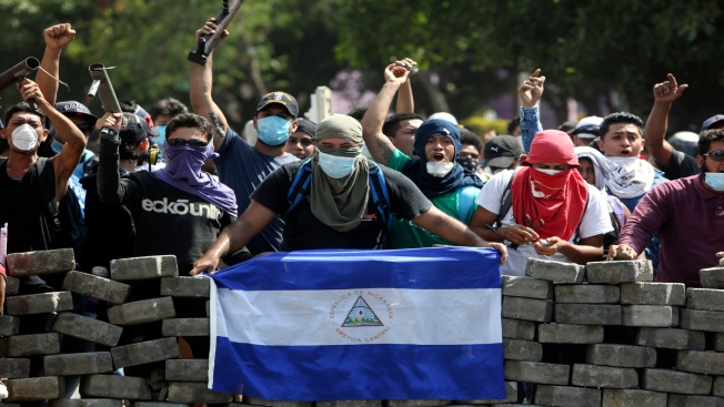 Nicaraguan President Agrees to Talk As Deadly Protests Rage On