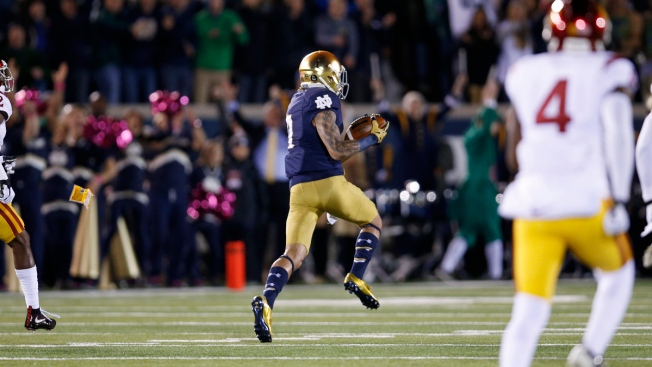 Scouting the NFL Draft: WR Will Fuller