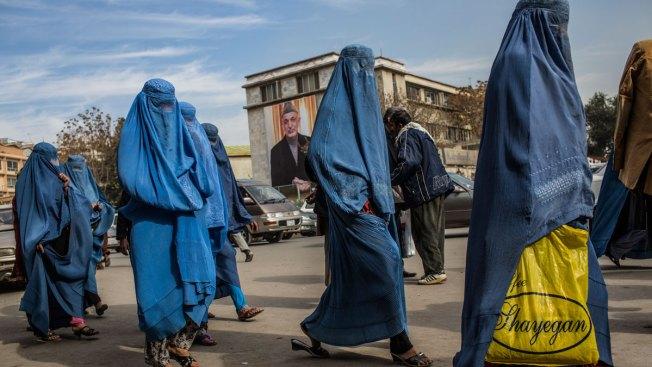 Virgin 'Slaves' Given Away in Afghanistan to End Disputes