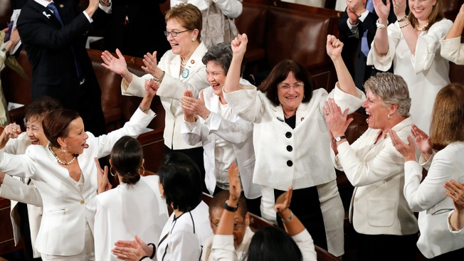 Poll: Most See Women Equal to Men in Politics