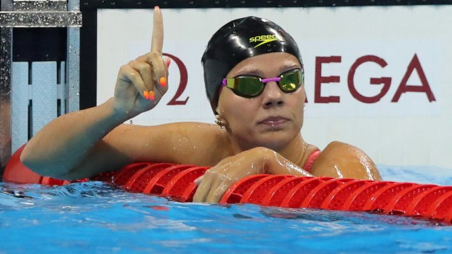 Efimova's Doping Past Stirs Up Waves in Olympic Pool