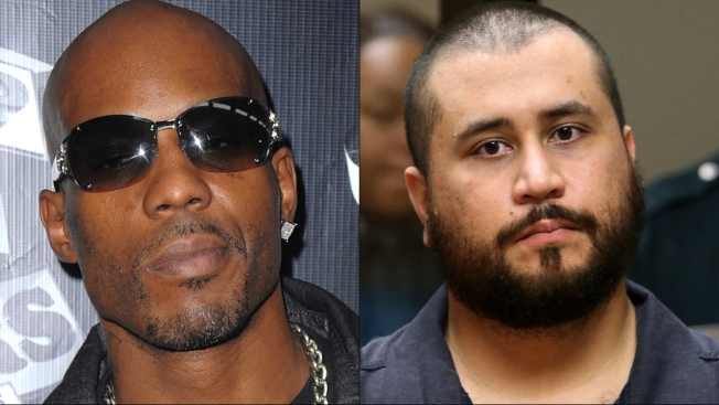 George Zimmerman and DMX Celebrity Boxing Match Is Canceled