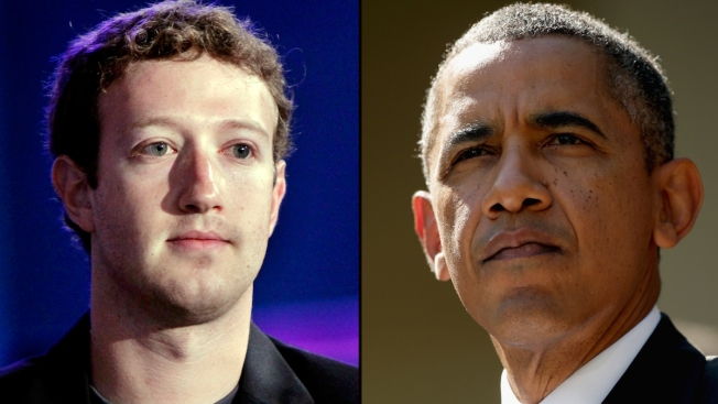 Zuckerberg Voices Frustration With Obama Over NSA