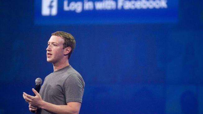 Facebook Founder's Social Accounts Hacked