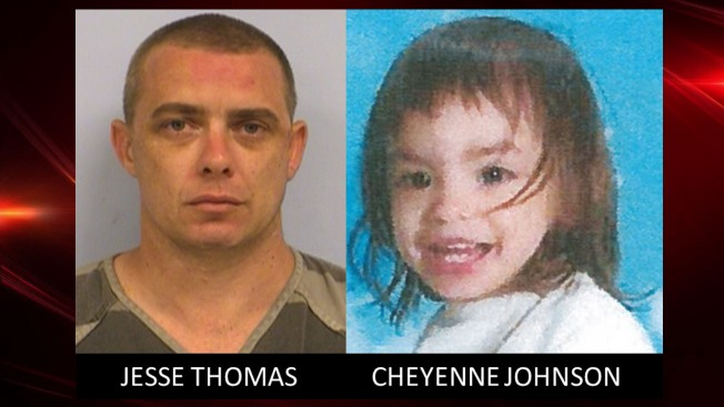 Amber Alert Canceled For 2-Year-Old Girl
