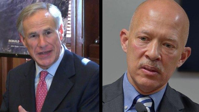 Dallas County DA Responds to Gov. Abbott's Criticism
