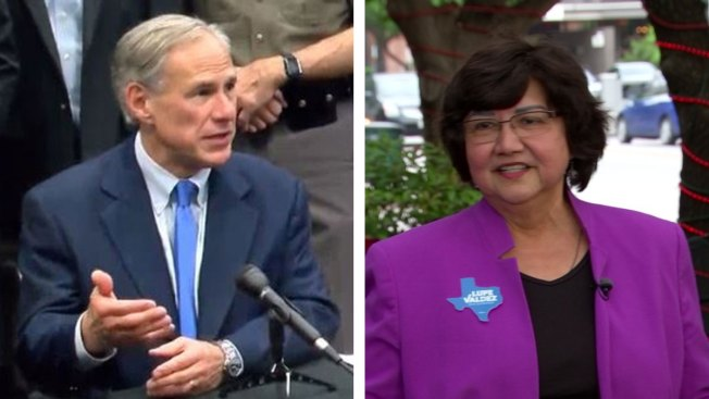 Texas Gov. Greg Abbott Agrees to Debate Lupe Valdez Once – During Friday Night Football