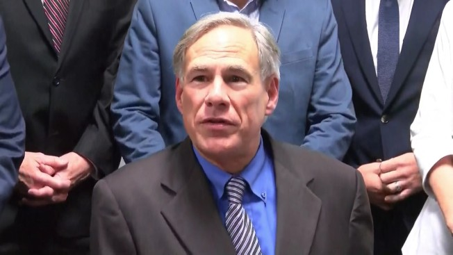 Gov. Abbott Forms New Anti-Terrorism Unit After El Paso Attack