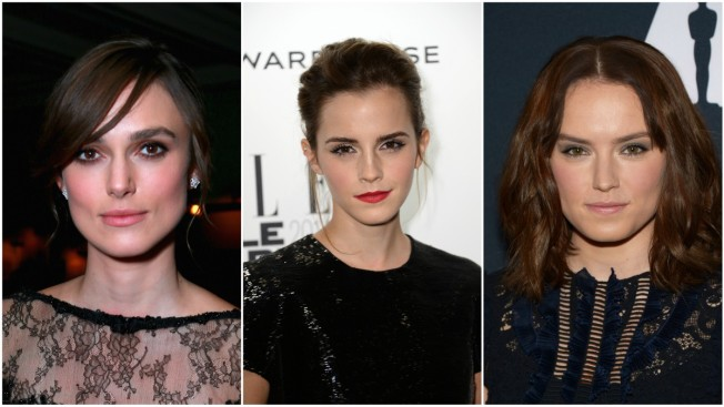 Actresses to Wear Black in 'Time's Up' Message at UK Film Awards