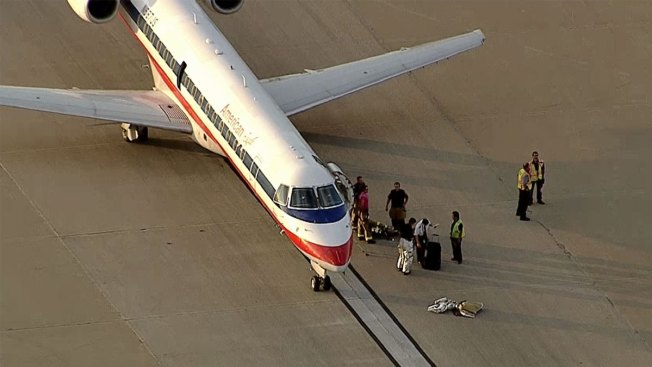 American Eagle Flight Makes Emergency Landing at Dallas-Fort Worth International Airport