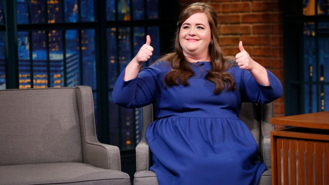 'Saturday Night Live' Star Aidy Bryant Marries Long Time Beau