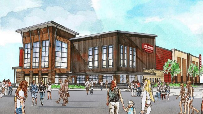 Alamo Drafthouse Coming to Denton