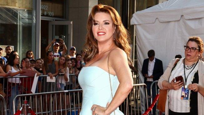 Alicia Machado, Woman Trump Allegedly Called 'Miss Piggy,' Is Ex-Miss Universe
