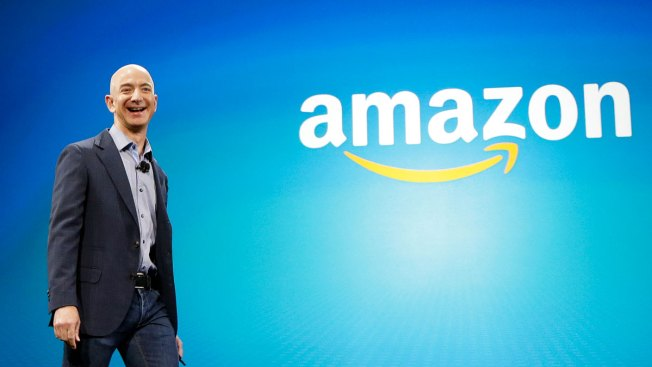 Jeff Bezos Is Now the Richest Man in the World With $90 Billion