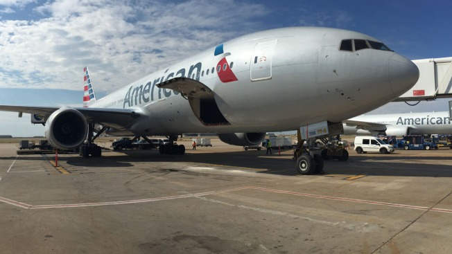 American Airlines Flight Diverted After Hitting Turbulence