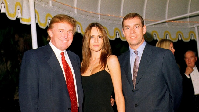 Trump Claims He Doesn't Know Prince Andrew, But Once Called Him 'a Lot of Fun'